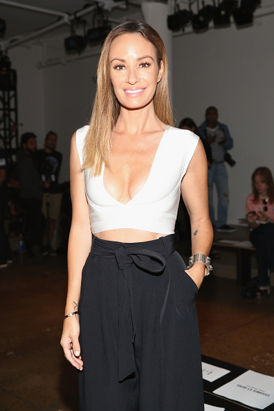 Catt Sadler「Cushnie Et Ochs - Front Row - Spring 2016 MADE Fashion Week」:写真・画像(3)[壁紙.com]