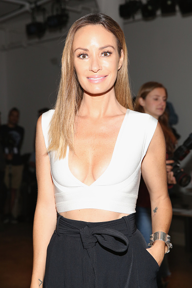 Catt Sadler「Cushnie Et Ochs - Front Row - Spring 2016 MADE Fashion Week」:写真・画像(15)[壁紙.com]