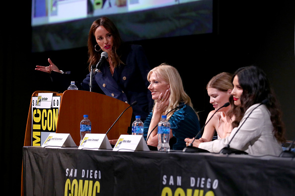 "Catt Sadler「STARZ ""The Rook"" At SDCC 2019」:写真・画像(8)[壁紙.com]"