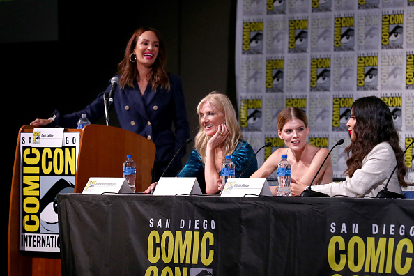 "Catt Sadler「STARZ ""The Rook"" At SDCC 2019」:写真・画像(9)[壁紙.com]"