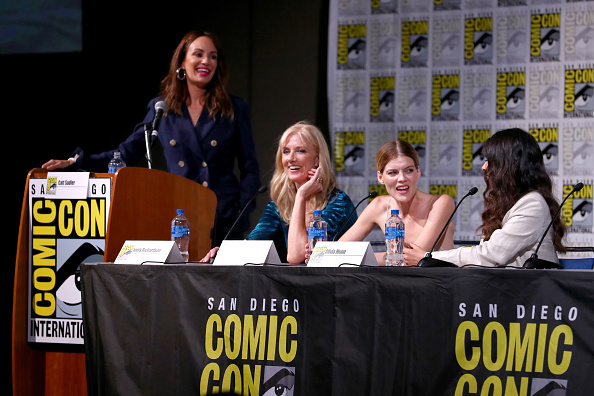 "Catt Sadler「STARZ ""The Rook"" At SDCC 2019」:写真・画像(10)[壁紙.com]"