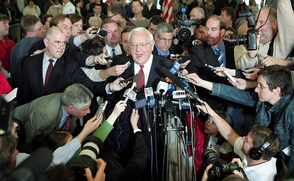 Cook County - Illinois「Former Governor Ryan Found Guilty On All Counts」:写真・画像(13)[壁紙.com]