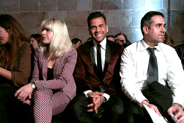 Dani Alves「TCN Front Row - Barcelona 080 Fashion Week Autumn/Winter 2016/2017」:写真・画像(12)[壁紙.com]