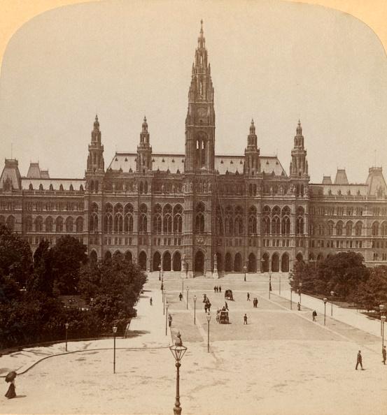 Gothic Style「The Great Rathhaus」:写真・画像(10)[壁紙.com]