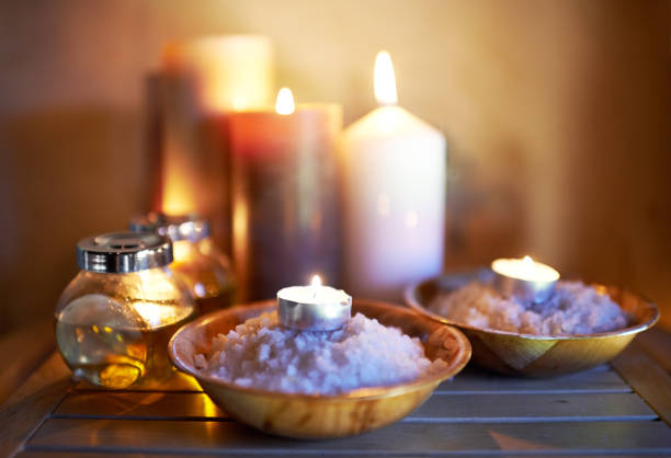 Candlelit therapy:スマホ壁紙(壁紙.com)