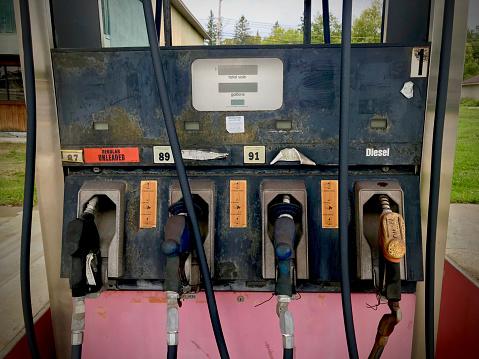 Iran「Old Gas Pump」:スマホ壁紙(0)