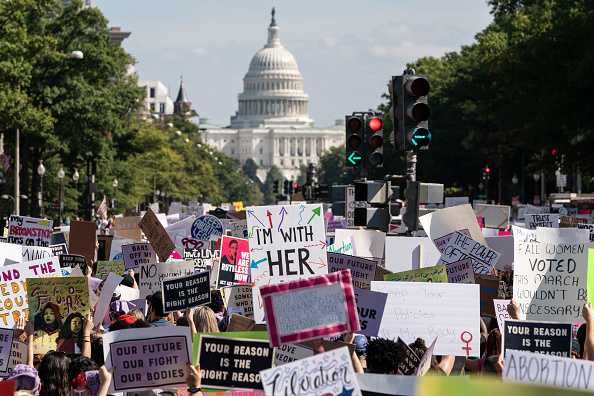 Topix「Marches Held Nationwide In Support Of Reproductive Rights」:写真・画像(12)[壁紙.com]