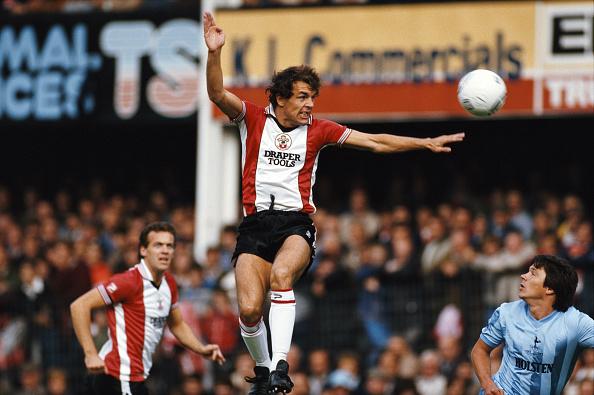 Club Soccer「Joe Jordan Southampton 1984」:写真・画像(11)[壁紙.com]
