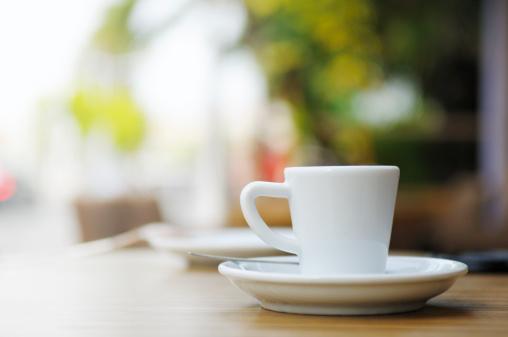 Focus On Foreground「French Cafe Espresso Coffee」:スマホ壁紙(3)