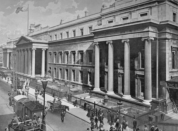 GPO「General Post Office, City of London, c1910 (1911)」:写真・画像(5)[壁紙.com]