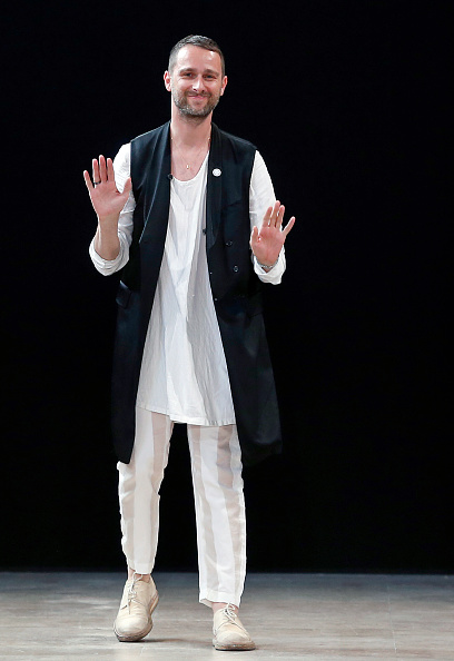 Summer Collection「Ann Demeulemeester : Runway - Paris Fashion Week - Menswear Spring/Summer 2018」:写真・画像(9)[壁紙.com]