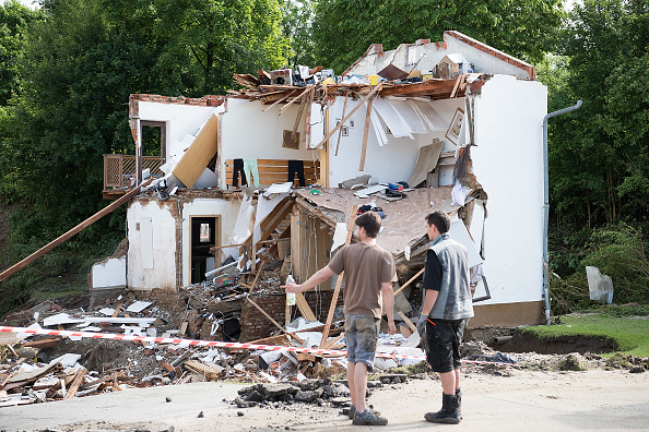 Damaged「Floods Hit Southern Bavaria」:写真・画像(15)[壁紙.com]