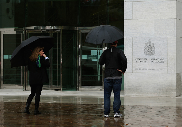 2014 Canadian Parliament Shootings「Canadian Embassy In DC On Lockdown After Shootings In Ottawa」:写真・画像(17)[壁紙.com]