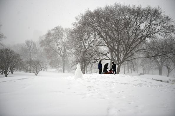 2016 Winter Storm Jonas「Huge Snow Storm Slams Into Mid Atlantic States」:写真・画像(2)[壁紙.com]