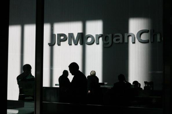 Bank - Financial Building「JP Morgan Chase Props Up Ailing Bear Stearns」:写真・画像(6)[壁紙.com]