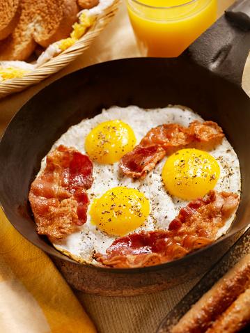 Cast Iron「Bacon and Eggs」:スマホ壁紙(15)