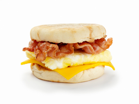 Sandwich「Bacon and Egg Breakfast Sandwich」:スマホ壁紙(11)