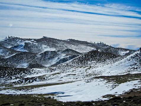 Atlas Mountains「Morocco, Snow in Atlas Mountains」:スマホ壁紙(14)