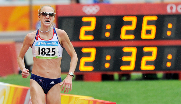 Paula Radcliffe「Summer Olympic Games in  Beijing China 2008」:写真・画像(12)[壁紙.com]