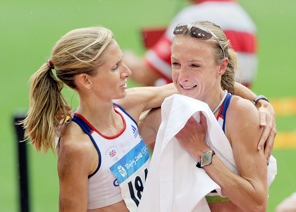 Paula Radcliffe「Summer Olympic Games in  Beijing China 2008」:写真・画像(18)[壁紙.com]