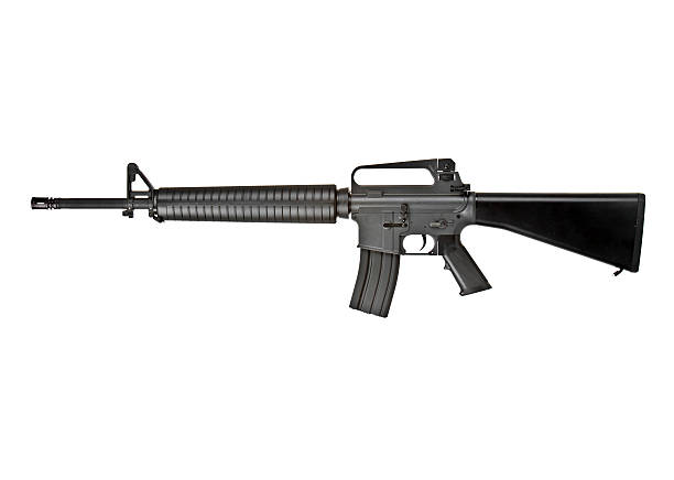 M-16 Rifle:スマホ壁紙(壁紙.com)