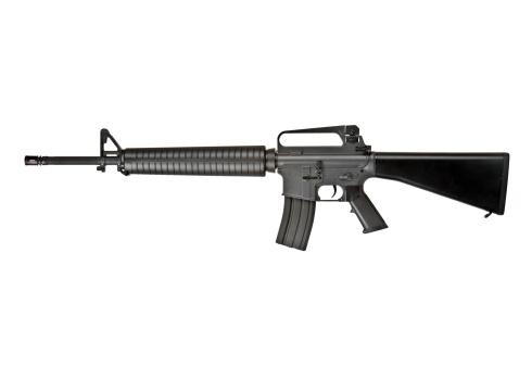Armed Forces「M-16 Rifle」:スマホ壁紙(9)