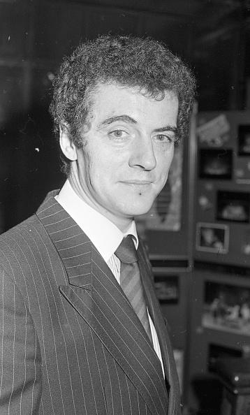 カメラ目線「Peter Reilly, General Manager of the Gaiety Theatre」:写真・画像(11)[壁紙.com]