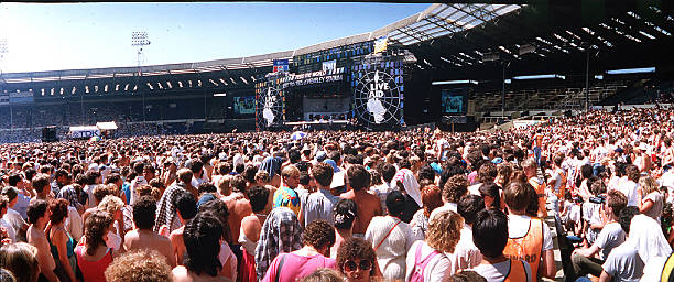 Live Aid In 1985:ニュース(壁紙.com)
