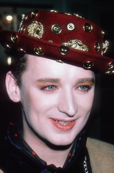 Culture Club「Boy George」:写真・画像(16)[壁紙.com]
