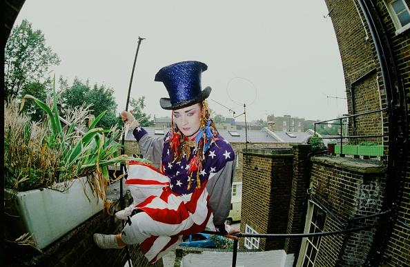 Boy George「Culture Club Boy George In London」:写真・画像(11)[壁紙.com]