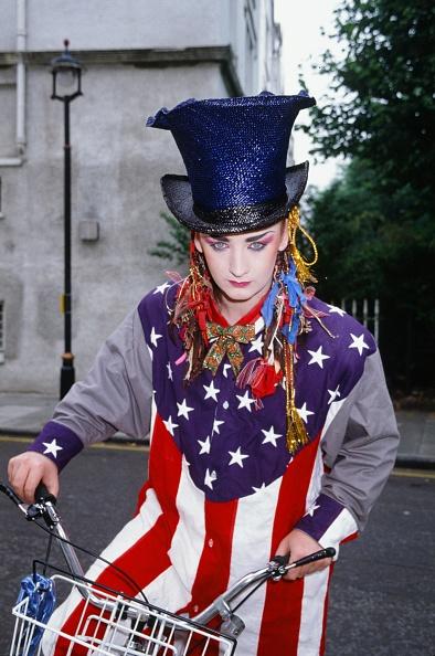 Boy George「Boy George」:写真・画像(15)[壁紙.com]