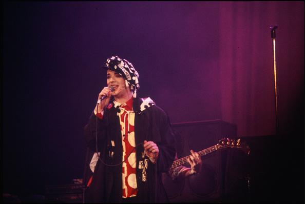 Culture Club「Boy George at Wembley Arena」:写真・画像(14)[壁紙.com]