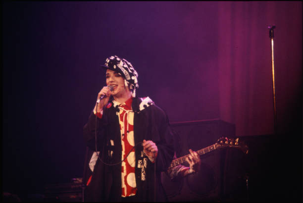 Boy George at Wembley Arena:ニュース(壁紙.com)