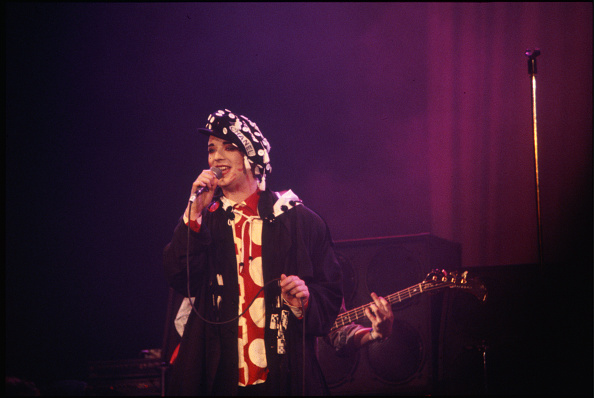 Three Quarter Length「Boy George at Wembley Arena」:写真・画像(8)[壁紙.com]