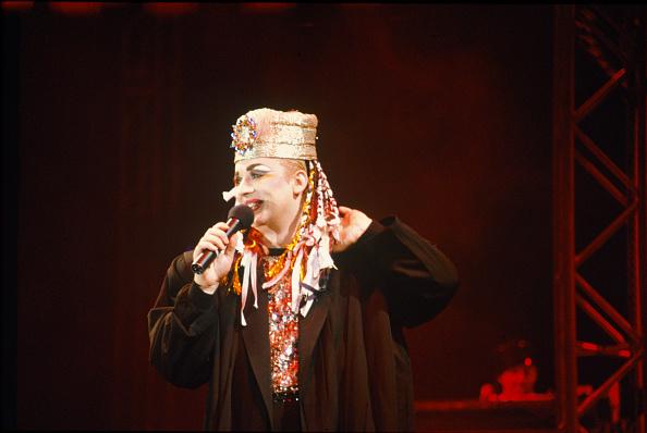 Culture Club「Boy George at Wembley Arena」:写真・画像(15)[壁紙.com]