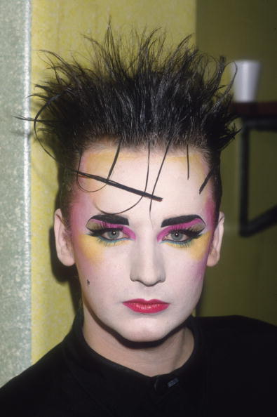 Culture Club「Boy George」:写真・画像(17)[壁紙.com]