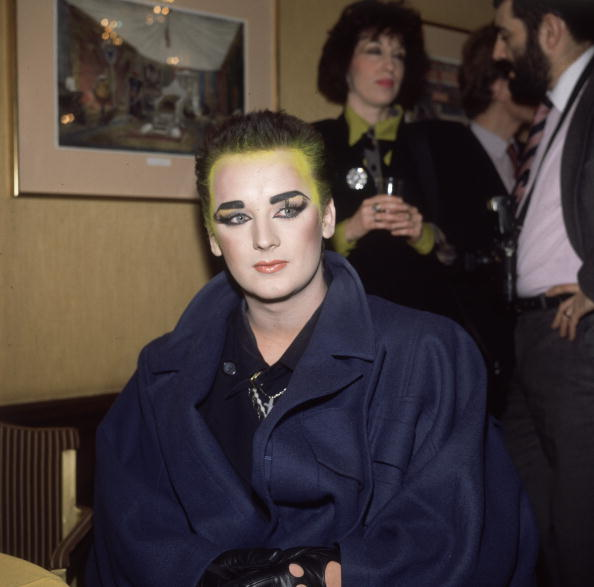 Culture Club「Boy George」:写真・画像(6)[壁紙.com]