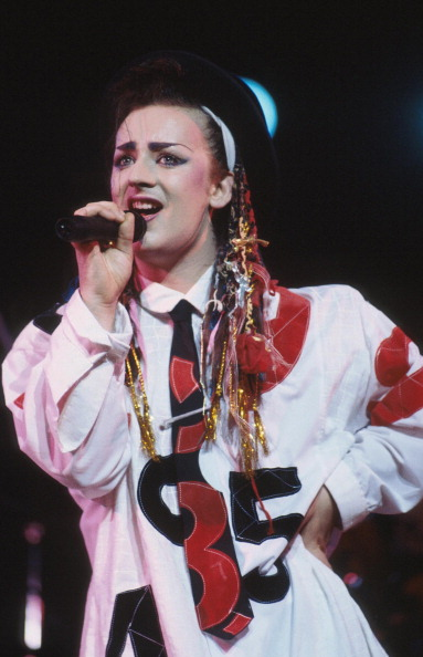 Culture Club「Boy George」:写真・画像(3)[壁紙.com]