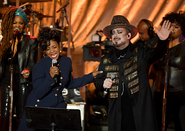 Guest「Boy George and Culture Club Perform At The Greek Theatre」:写真・画像(7)[壁紙.com]