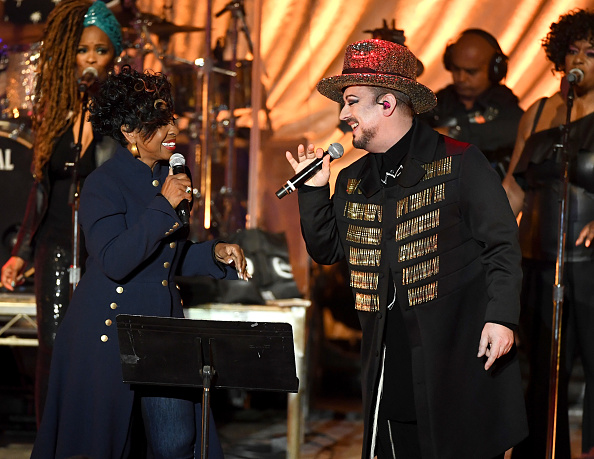 Guest「Boy George and Culture Club Perform At The Greek Theatre」:写真・画像(6)[壁紙.com]