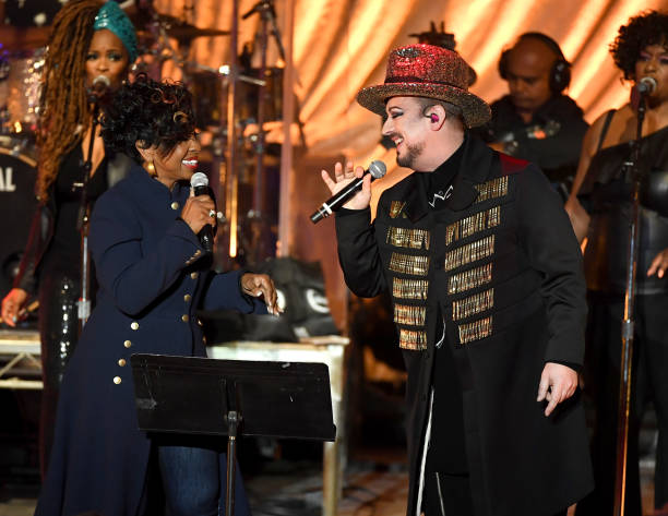 Boy George and Culture Club Perform At The Greek Theatre:ニュース(壁紙.com)