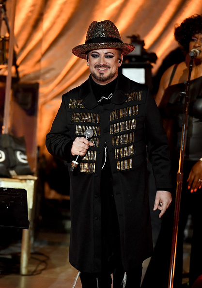 Culture Club「Boy George and Culture Club Perform At The Greek Theatre」:写真・画像(16)[壁紙.com]