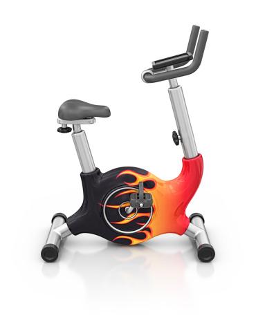 Spinning「hot exercise bike」:スマホ壁紙(9)