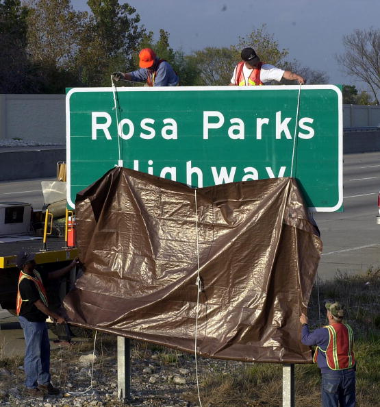 Black Civil Rights「Rosa Parks Highway」:写真・画像(8)[壁紙.com]