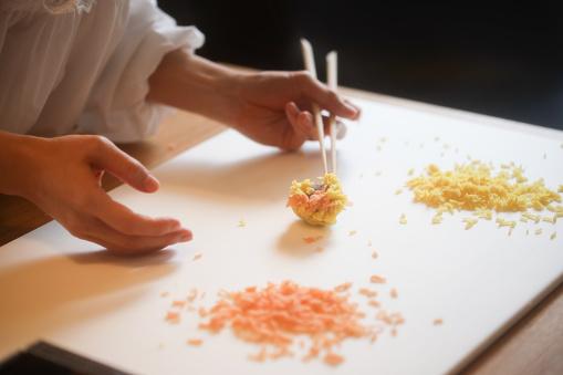 Wagashi「Japanese traditional confectionery wagashi  Save」:スマホ壁紙(17)
