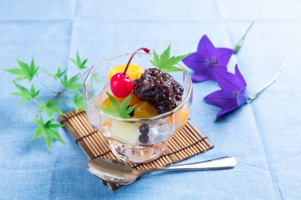 Japanese traditional cold dessert, ANMITSU:スマホ壁紙(壁紙.com)