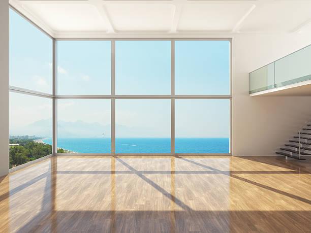 Empty Luxury Apartment Interior:スマホ壁紙(壁紙.com)
