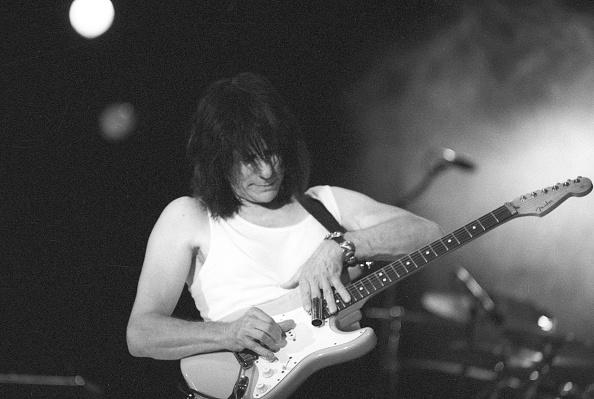 Rock Music「Jeff Beck」:写真・画像(3)[壁紙.com]