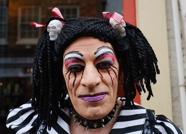 Weekend Activities「Goths Join Forces For The Annual Gothic Weekend」:写真・画像(18)[壁紙.com]