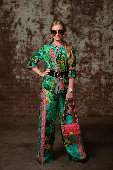 Tropical Pattern「Around Fashion Week - Mercedes-Benz Fashion Week Australia 2018」:写真・画像(12)[壁紙.com]